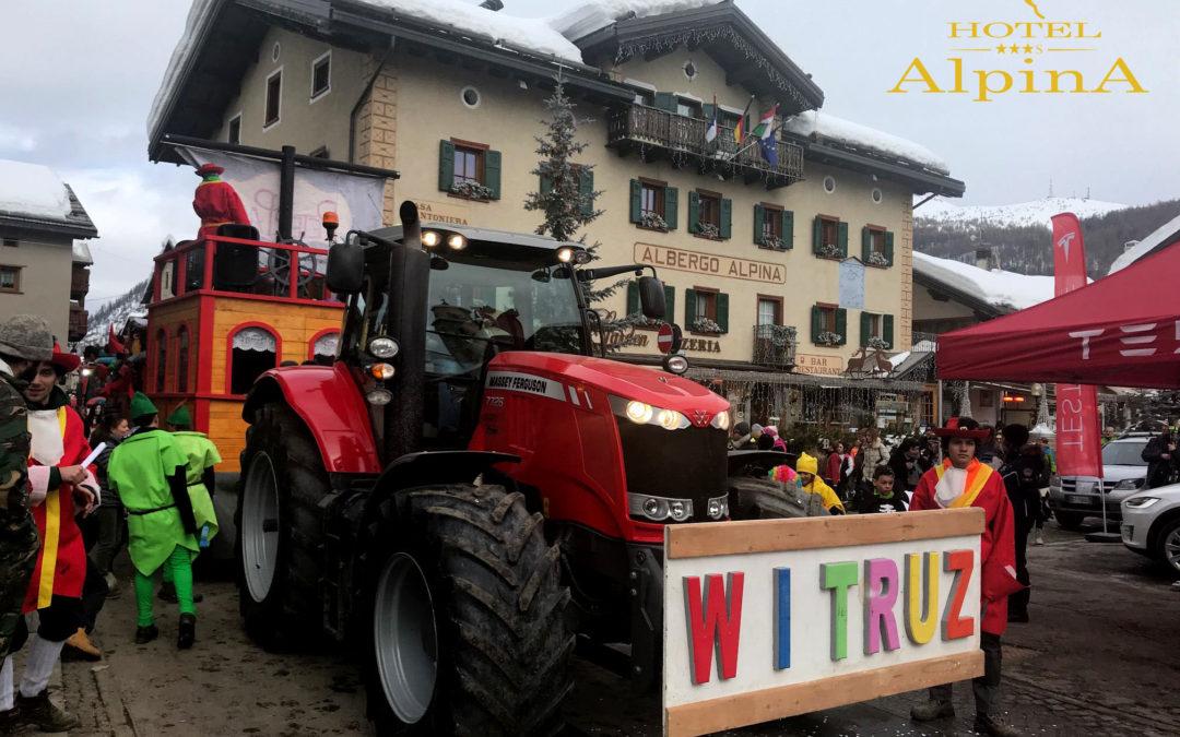 Carnevale a Livigno 2019