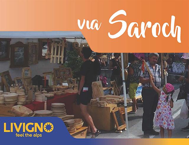 SAROCH'IN MERCATO DELL'ARTIGIANATO 2019