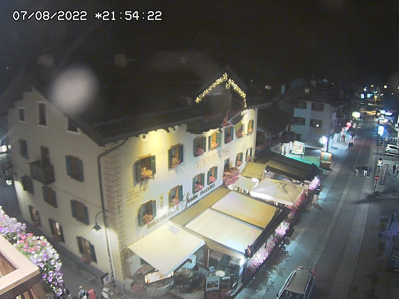 Webcam <br><span>webcam Alpina hotel</span>